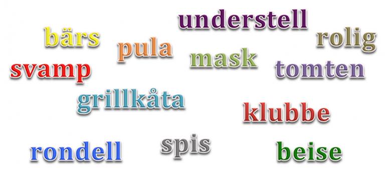 norwesko szwedzkie nieporozumienia językowe