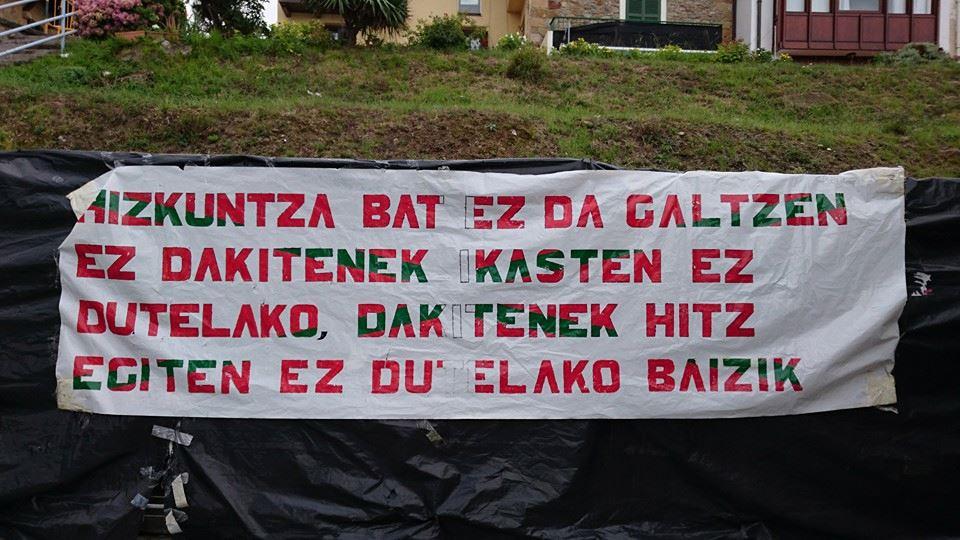 język baskijski