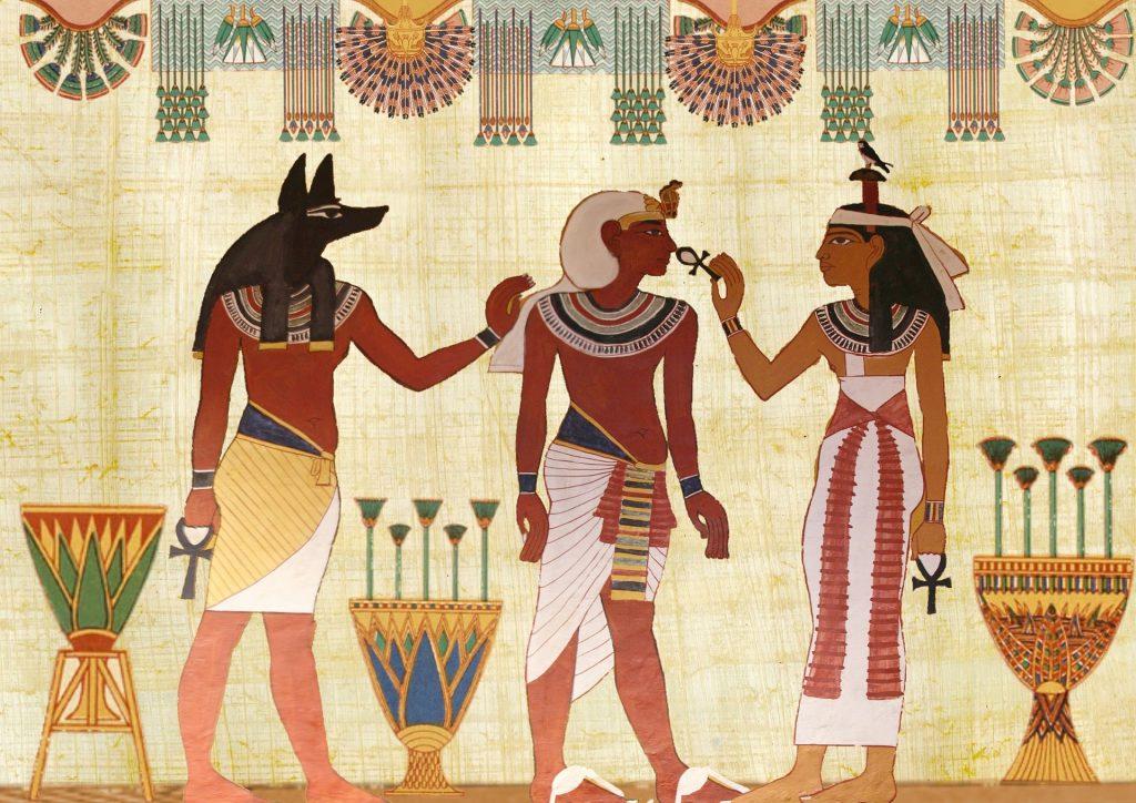 dialekt egipski