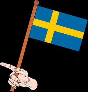 czas presens język szwedzki