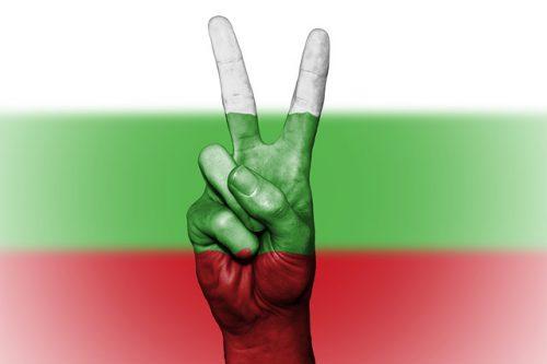 bułgarska flaga