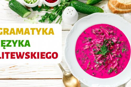 gramatyka litewska Olek Sikorski