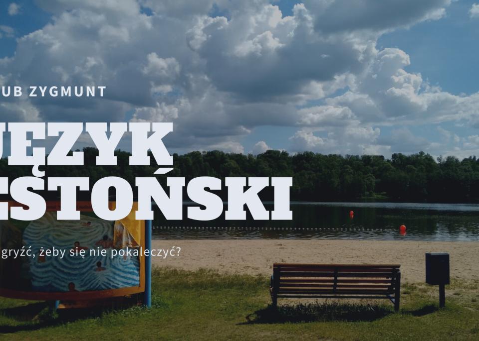 język estoński