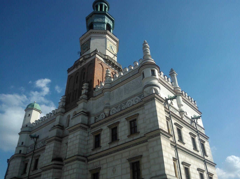 Ratusz poznański Fot. Joanna Łaszcz